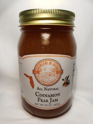 Cinnamon Pear Jam