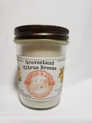 Grovestand Citrus Breeze Candle