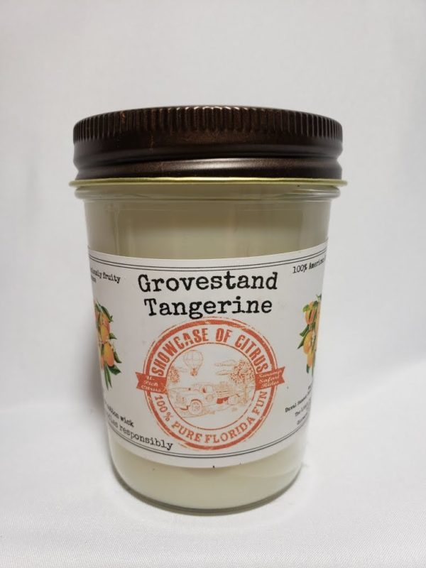 Grovestand Tangerine Candle