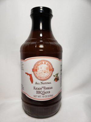 Kickin Vinegar BBQ Sauce