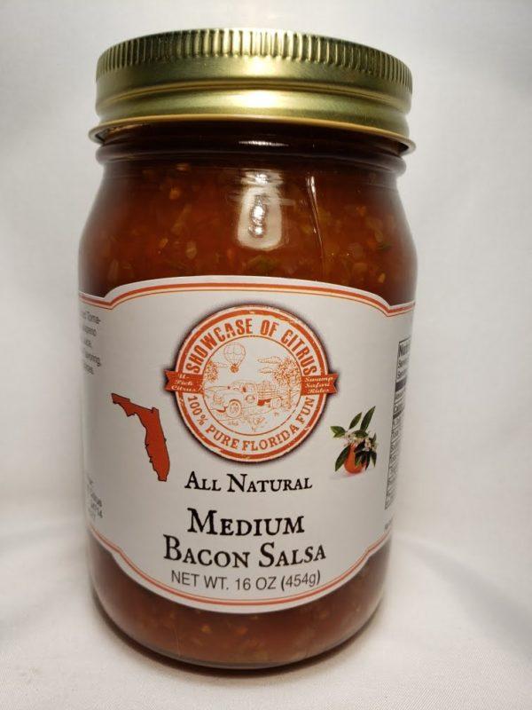 Medium Bacon Salsa