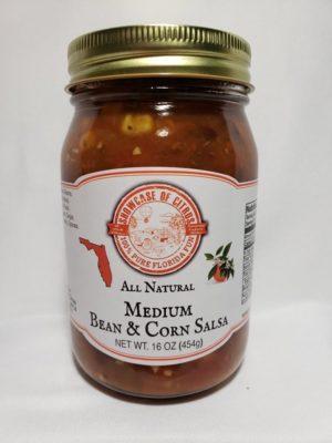 Medium Bean and Corn Salsa