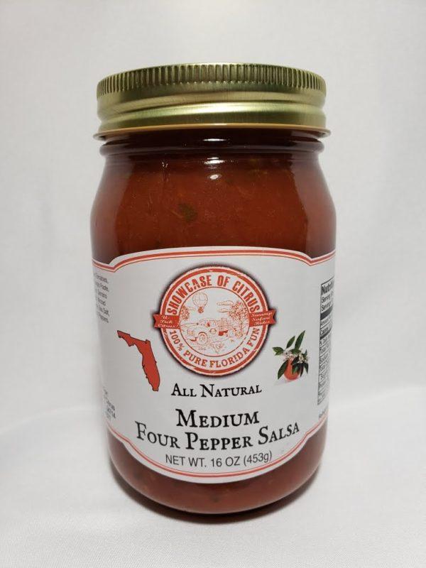 Medium Four Pepper Salsa