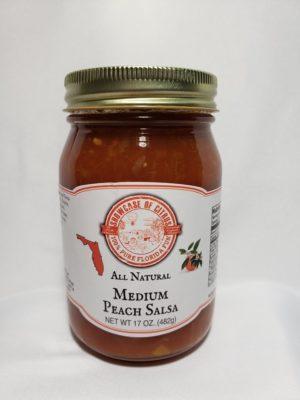 Medium Peach Salsa