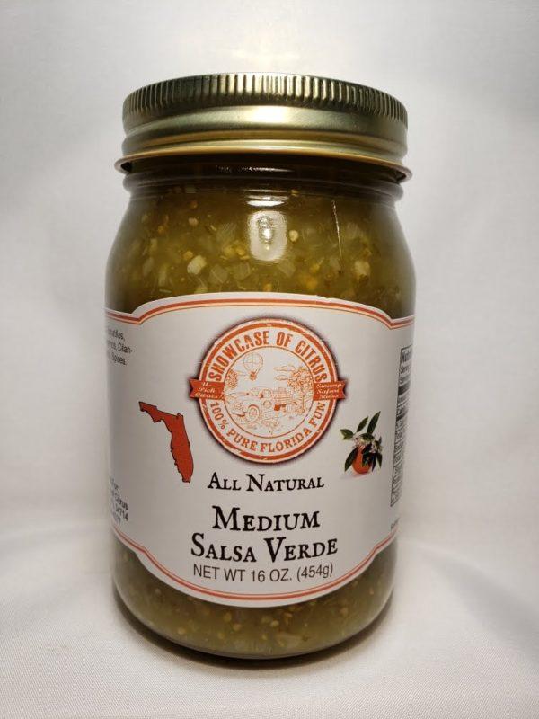 Medium Salsa Verde
