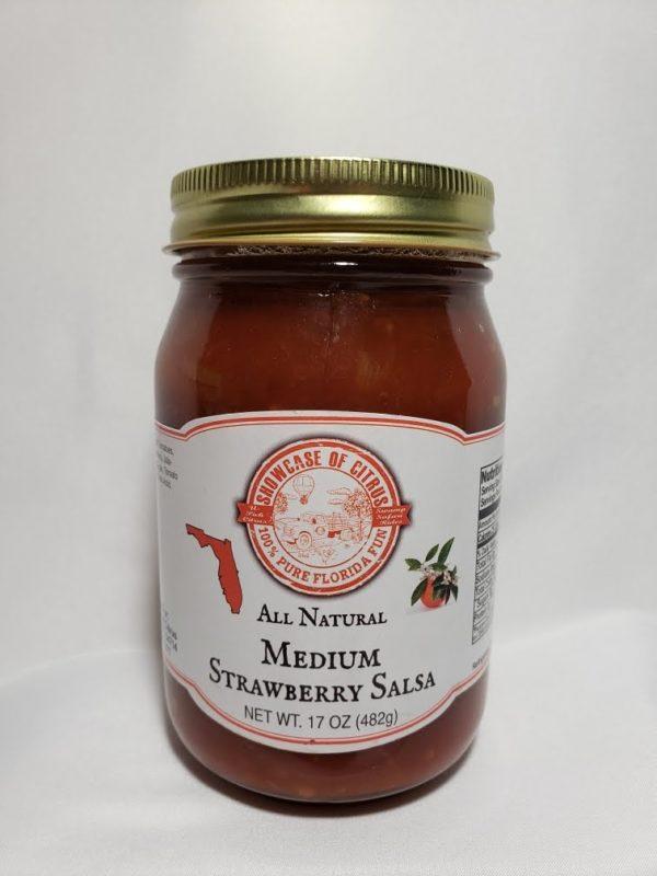 Medium Strawberry Salsa