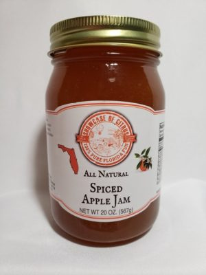 Spiced Apple Jam