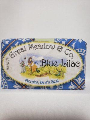 Blue Lilac Soap