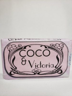 Coco and Victoria Soap