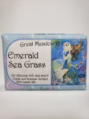 Emerald Sea Grass Soap