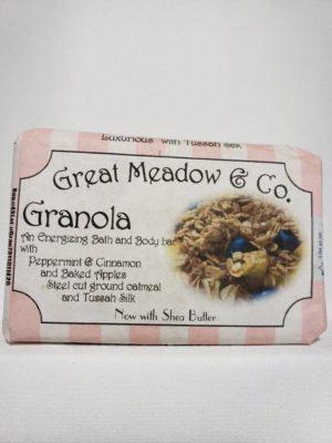 Granola Soap
